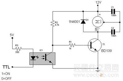 电路 电路图 电子 原理图 399_265