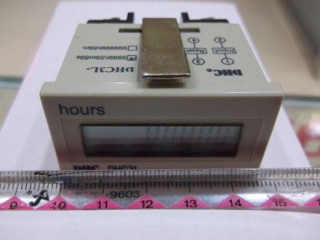 [供应]温州大华 dhc3l 系列累时器 1秒999999小时59分累计时间 温州大