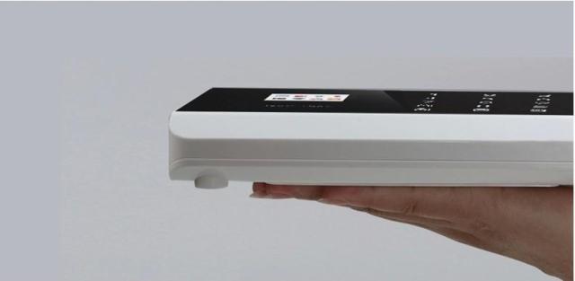 刻锐8218g触控式双网防盗报警器手机卡电话线无线
