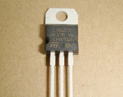 集成电路ic  l7812cv  应用范围: 开关 材料: 硅(si) 封装形式: to