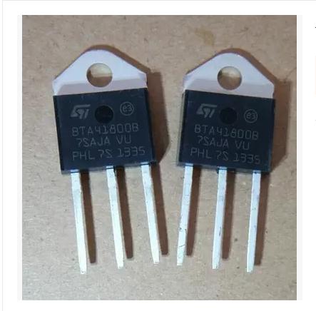 集成电路ic  bta41-600b  品牌: st/意法 型号: bta41-600b 控制方式