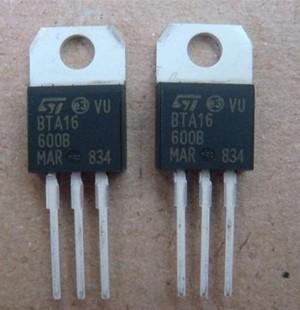 集成电路ic  bta16-600b