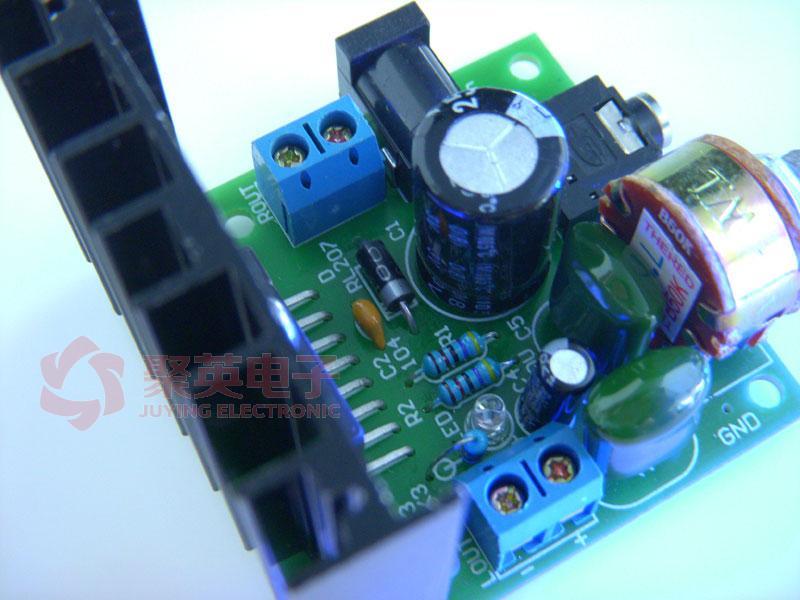 [供应]tda7297a款 功放板交直流618v供电 双声道双15w大功率无噪音 聚