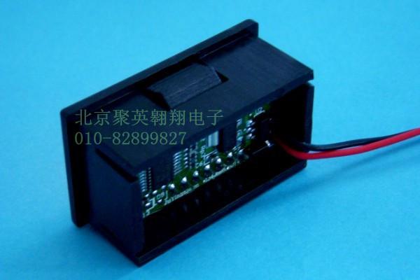 直流 数显电流表 数字电流表头dc100a