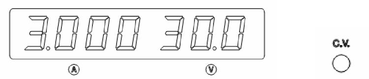 [供应]单路直流稳压电源 毫安显示 可调电源 aps3005dm 安泰信