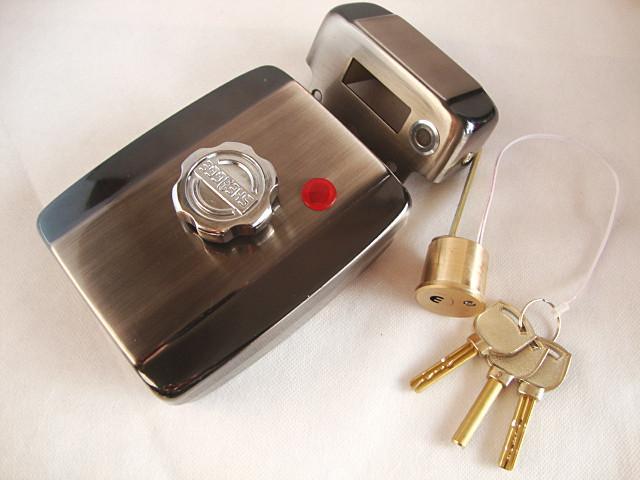 楼宇单元门锁   适用范围:适用于门禁